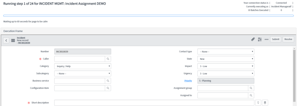 ServiceNow Automated Test Framework – The Tool for UX